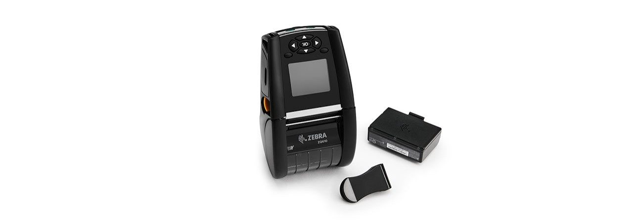 ZQ610 Mobile Printer Right Box