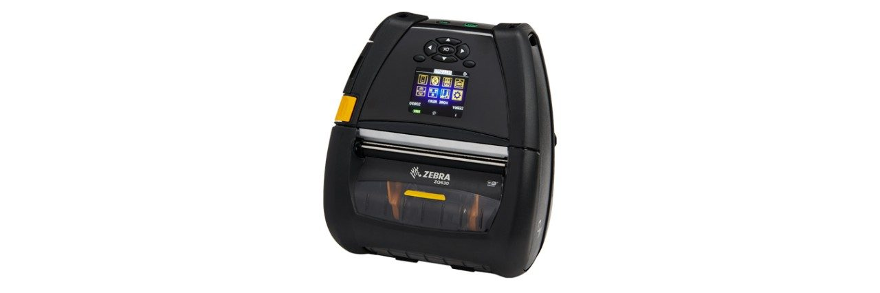 ZQ630 Mobile Printer Left Facing