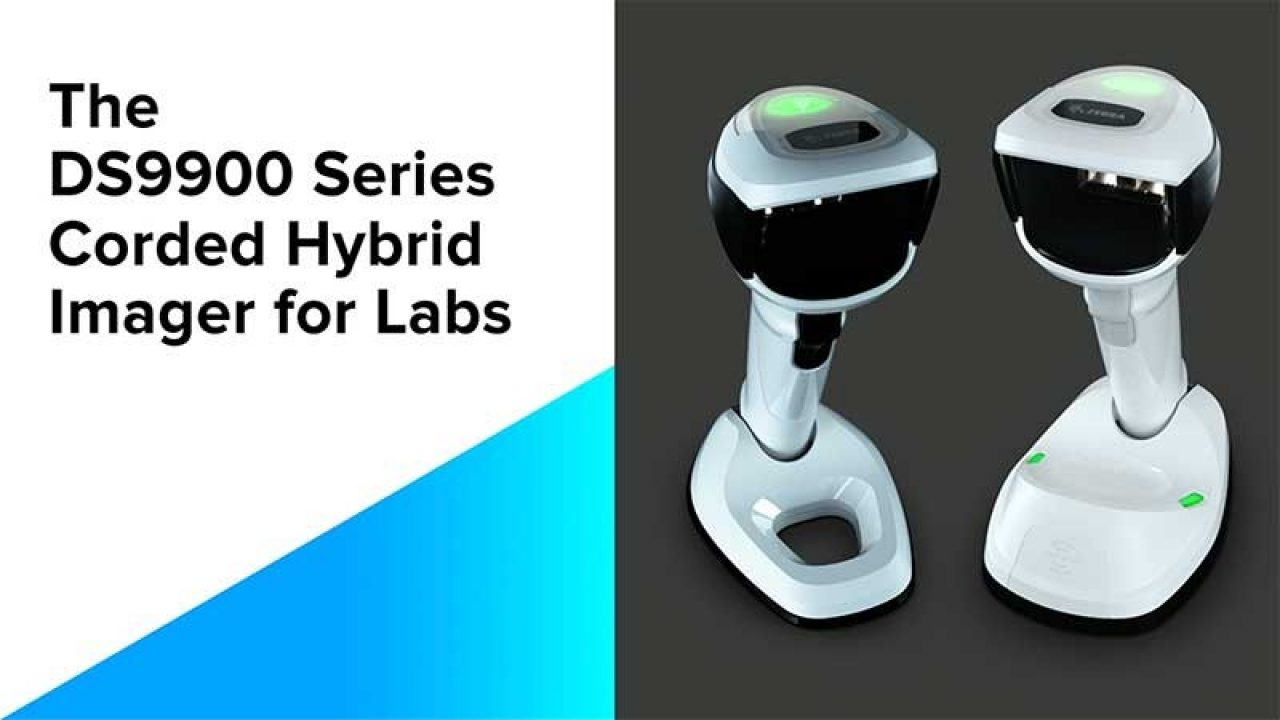 DS9900 Series Corded Hybrid Imager for Lab Video