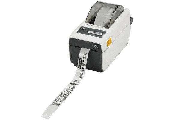 ZD410\u002DHC Direct Thermal Printer Spec Sheet Photo