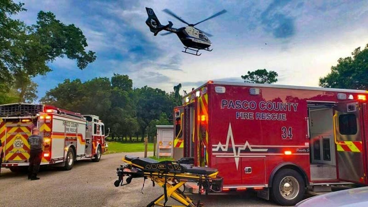 Pasco County Fire Rescue success story