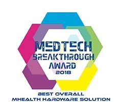 Logotipo de premio Medtech Breakthrough