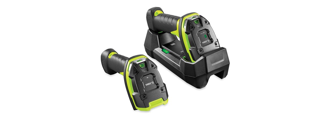 Zebra LI3678\u002DSR\/LI3608\u002DSR Ultra Rugged Scanners