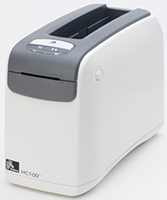 Zebra HC100 drukarka opaskami