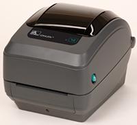 Рабочий принтер Zebra GX420t