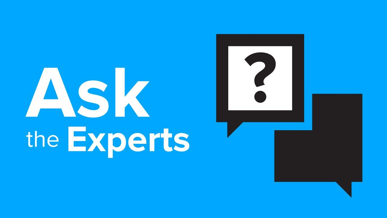"Follow our new ""Ask the Expert"" series on Your Edge to learn more about today's hot technology topics, including blockchain."