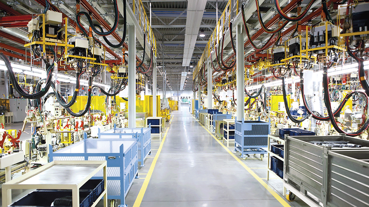 Automation technologies in the warehouse
