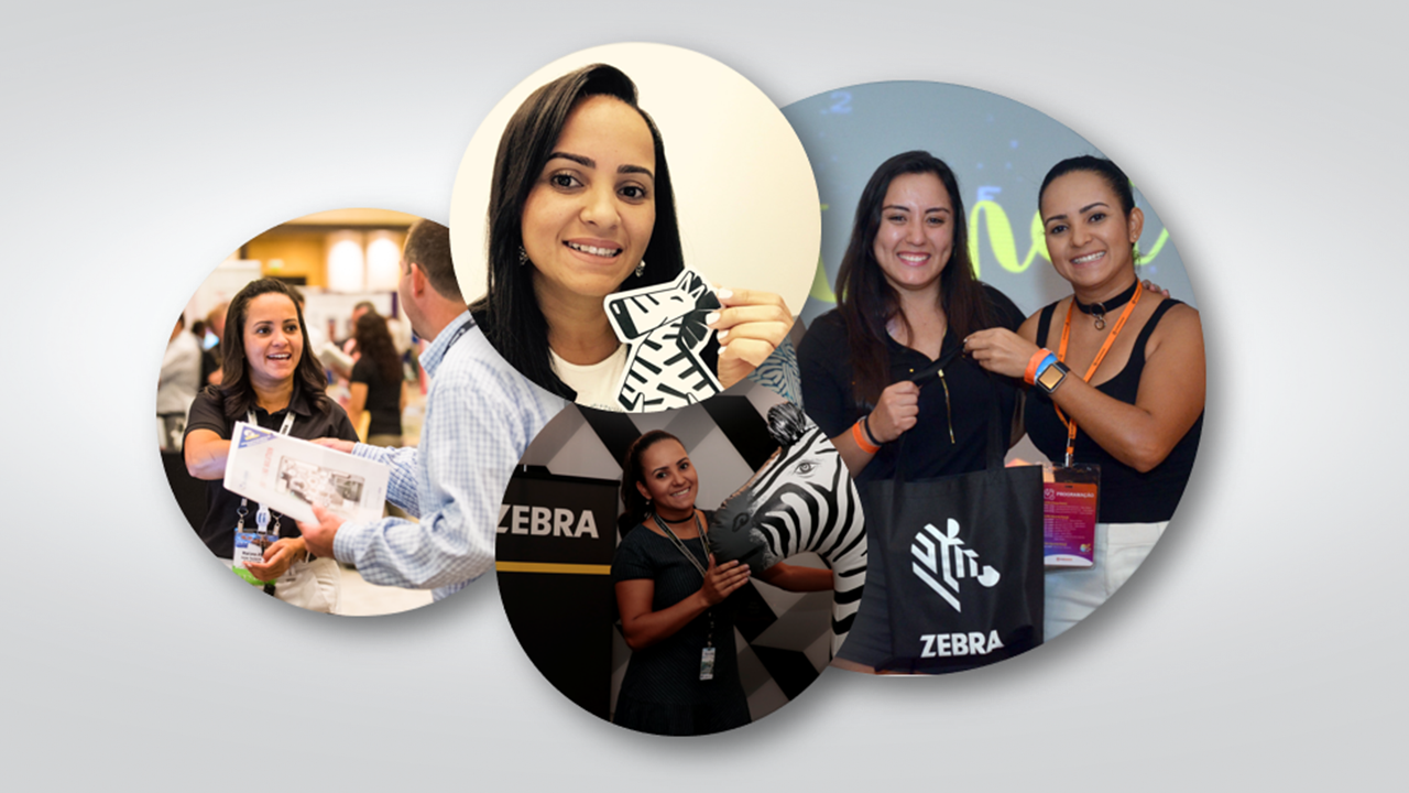Mariana Souza Silva, LATAM Distribution Channel Marketing for Zebra, based in Miramar, Florida