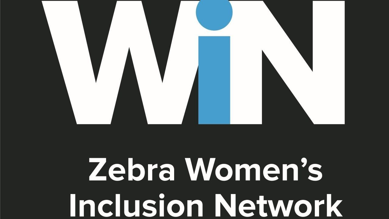 The logo for the Zebra Women`s Inclusion Network