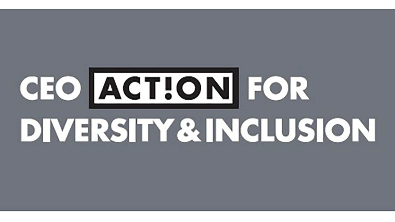 CEO Action for Diversity and Inclusion (logo)