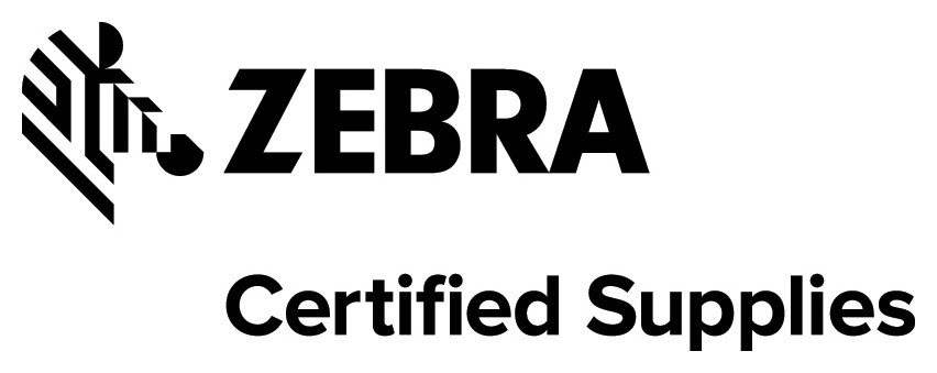 Zebra Certified Supplies logo