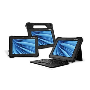 Zebra L10 Series Rugged Tablets