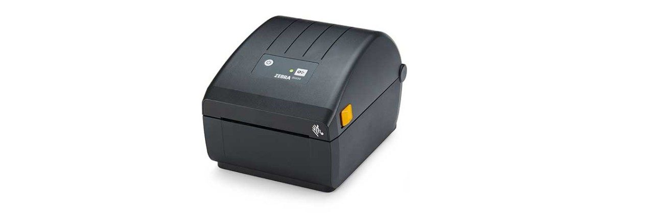 ZD220 Series Printer Left
