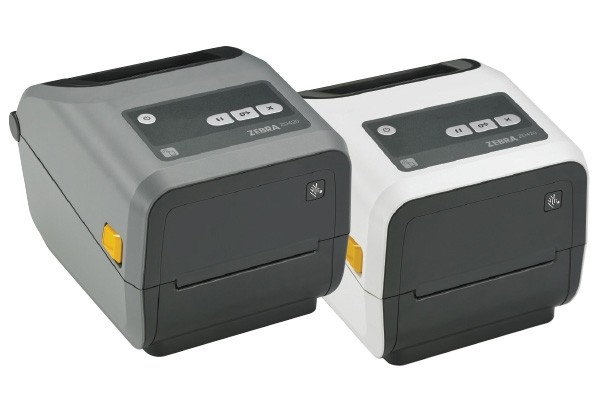 ZD420c Thermal Transfer Printer Spec Sheet Photo