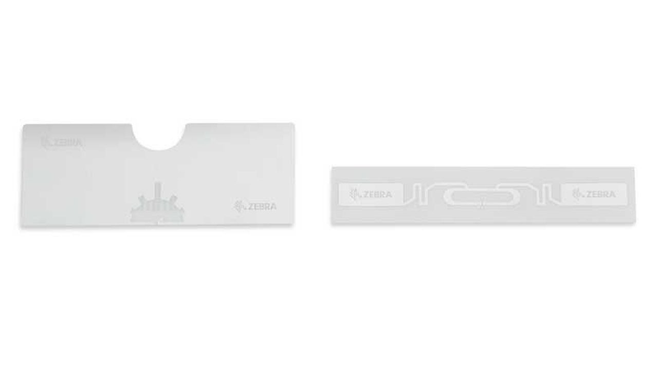 Zebra\x26#39;s ZBR2000 and ZBR4000 RFID label inlays