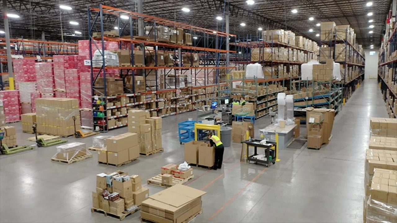 Saddle Creek Logistics Services warehouse