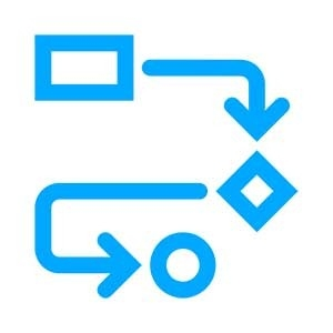 Workflow Design Consulting Icon