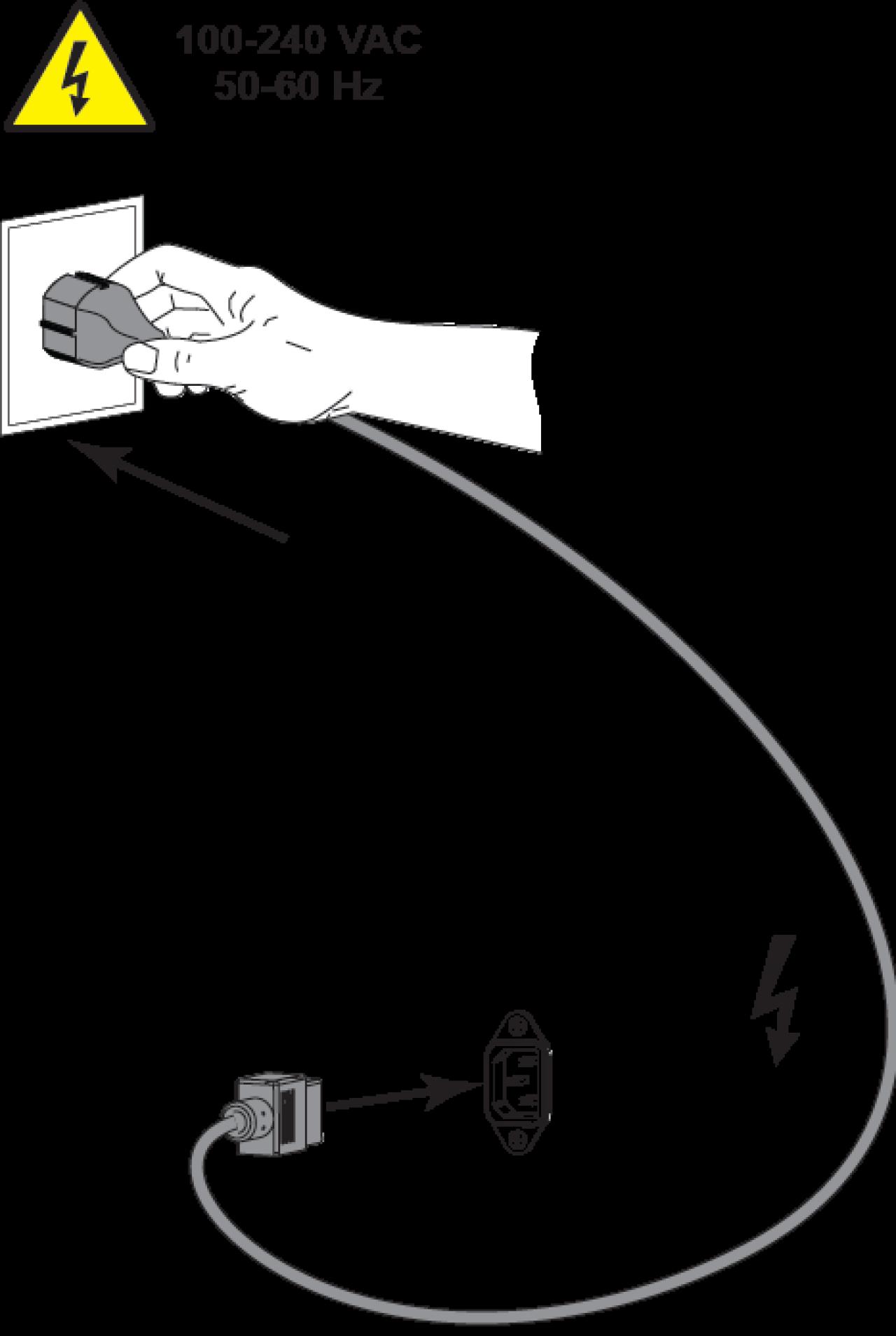 Conectando um desenho de impressora