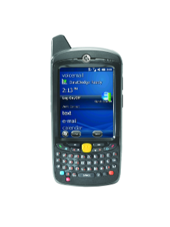 Zebra MC67NA base handheld computer