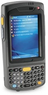 Ordinateur portable Zebra MC70 (discontinué)