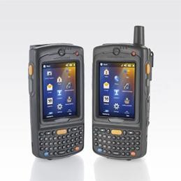 Ordenadores portátiles Zebra MC75A (descontinuados)