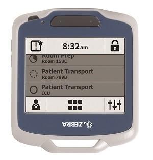 Zebra SB1 Smart Badge and Smart Badge for Healthcare