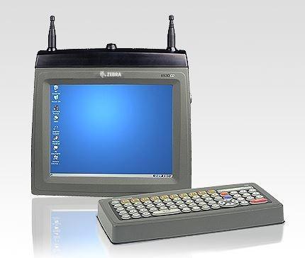 Computer del magazzino zebra 8530