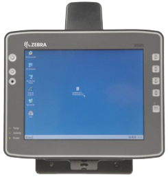 Zebra 8585\/8505 vehicle mounted computer