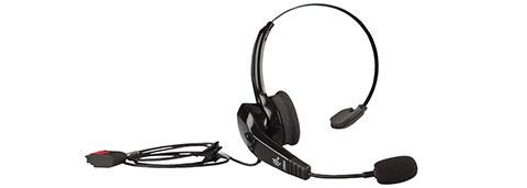 Zestaw słuchawkowy Zebra HS2100 przewodowe
