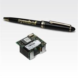 SE3223 motor de digitalização, mostrado com caneta para o tamanho
