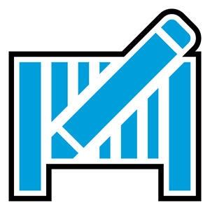 Логотип Zebraдизайнера