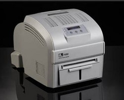 Impresora de tarjetas F680