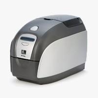 Impresora de tarjetas Zebra P100M