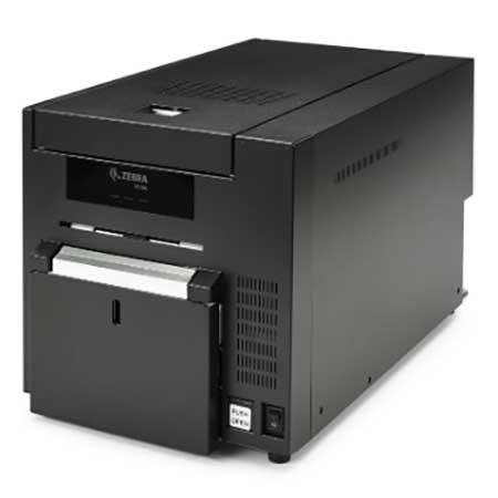 Impresora de tarjetas ZC10L para salida de gran formato