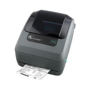 Zebra GX430t 데스크탑 프린터