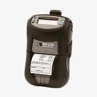 RW220 impressora móvel