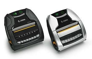 Zebra ZQ320 and ZQ310 printer