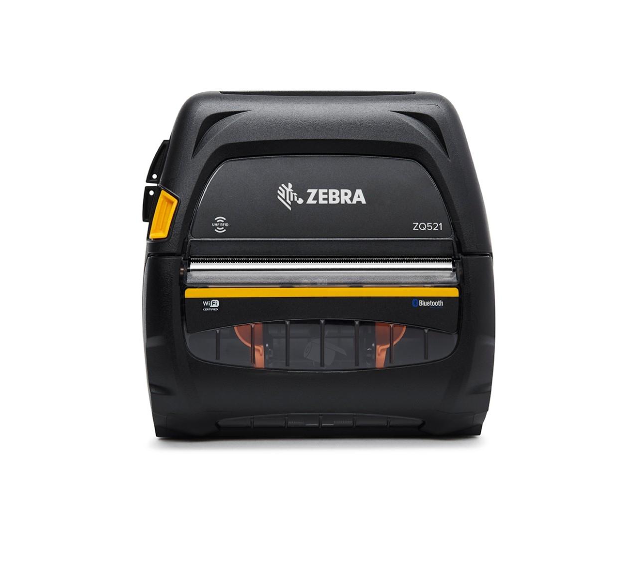 ZQ521 RFID モバイル プリンタ