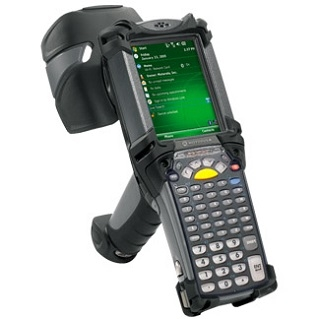 Zebra MC9090\u002DG RFID 핸드헬드 컴퓨터(단종)