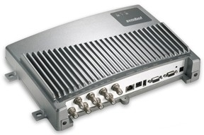 Leitor de zebra XR400 RFID (descontinuado)